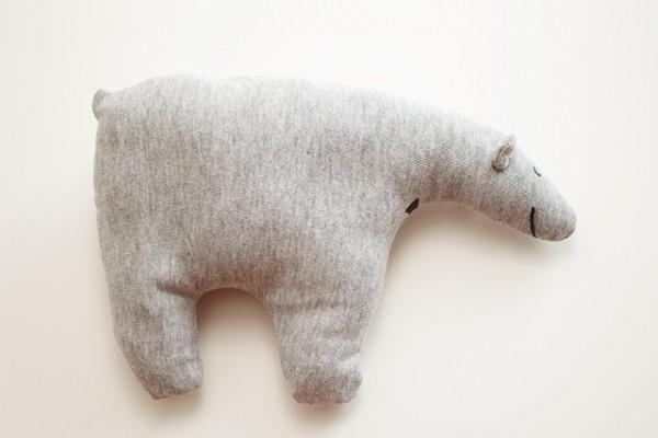 Näh dir (d)einen Eisbären - mit Schnitt und Anleitung | christinaa