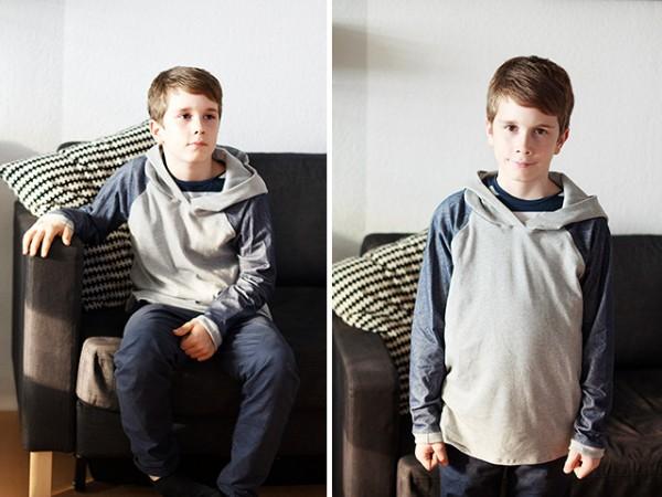 Timo Kaputzen-Pullover beide getrennt