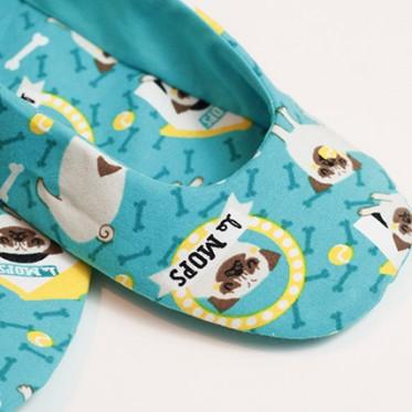 le MOPS Schuhe 1 klein