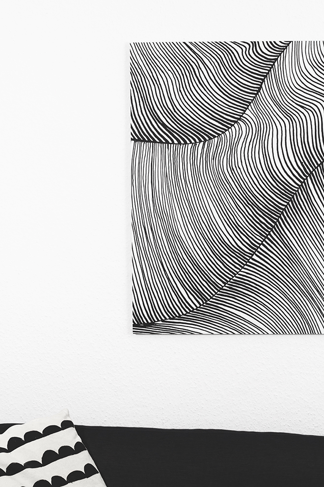 artboxOne - Pattern Tornado - Wundervolle Poster und Bilder für die kahle Wand zuhause