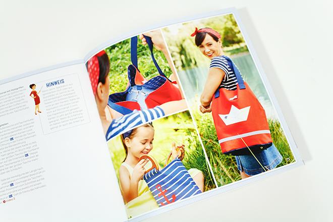 Pattydoo Taschenlieblinge selber nähen Buch Pattydoo im Christophorus Verlag erschienen