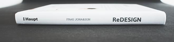 ReDesign von Frau Jona&Son aus dem Haupt Verlag Buch Rezension