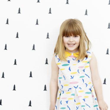 Judith Dress - Das wohl süßeste Mädchenkleid - Kostenloses Schnittmuster von Compagnie M.