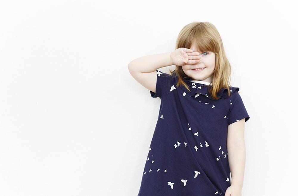 Schnittmuster Juliette dress and top von sewpony und kneesocksandgoldielocks